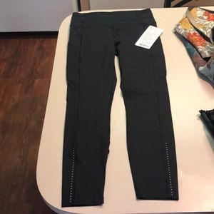 NWT Lululemon Fast and Free 7/8 Tight II Sz 8